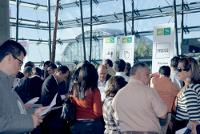 La afluencia de visitantes marca la segunda jornada de Fimma-Maderalia
