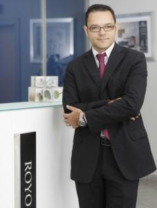 CEO- RAÚL ROYO