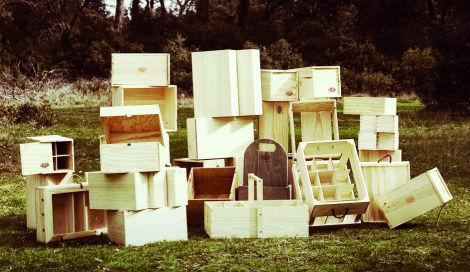 VARGAS o la exquisitez en estuchería de madera