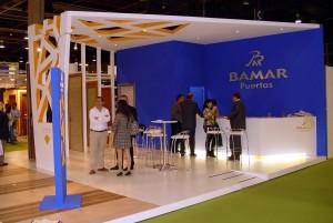stand BAMAR en MADERALIA 2009