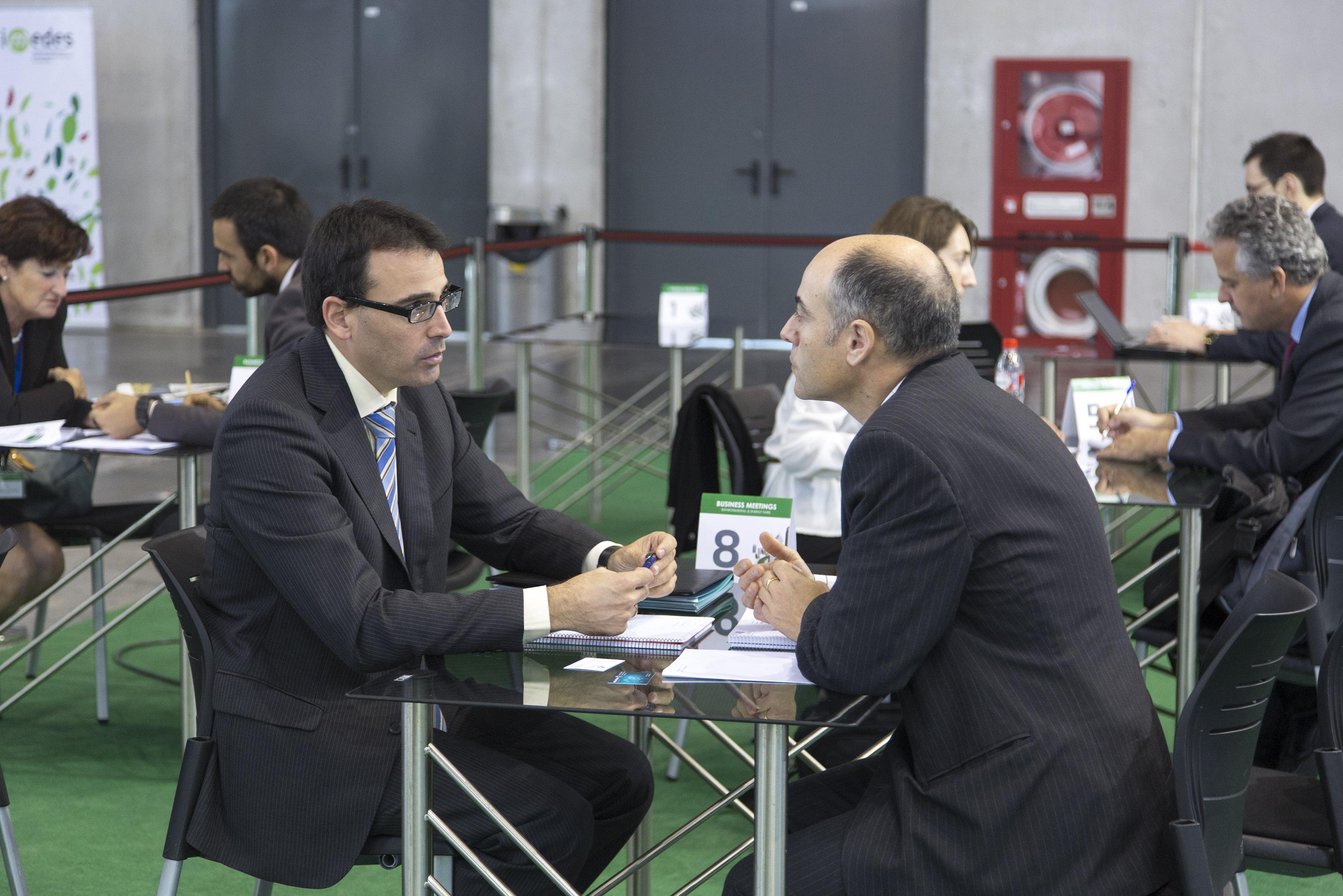 FIMMA-MADERALIA, CEVISAMA Y HÁBITAT ALBERGARÁN ENCUENTROS EMPRESARIALES INTERNACIONALES