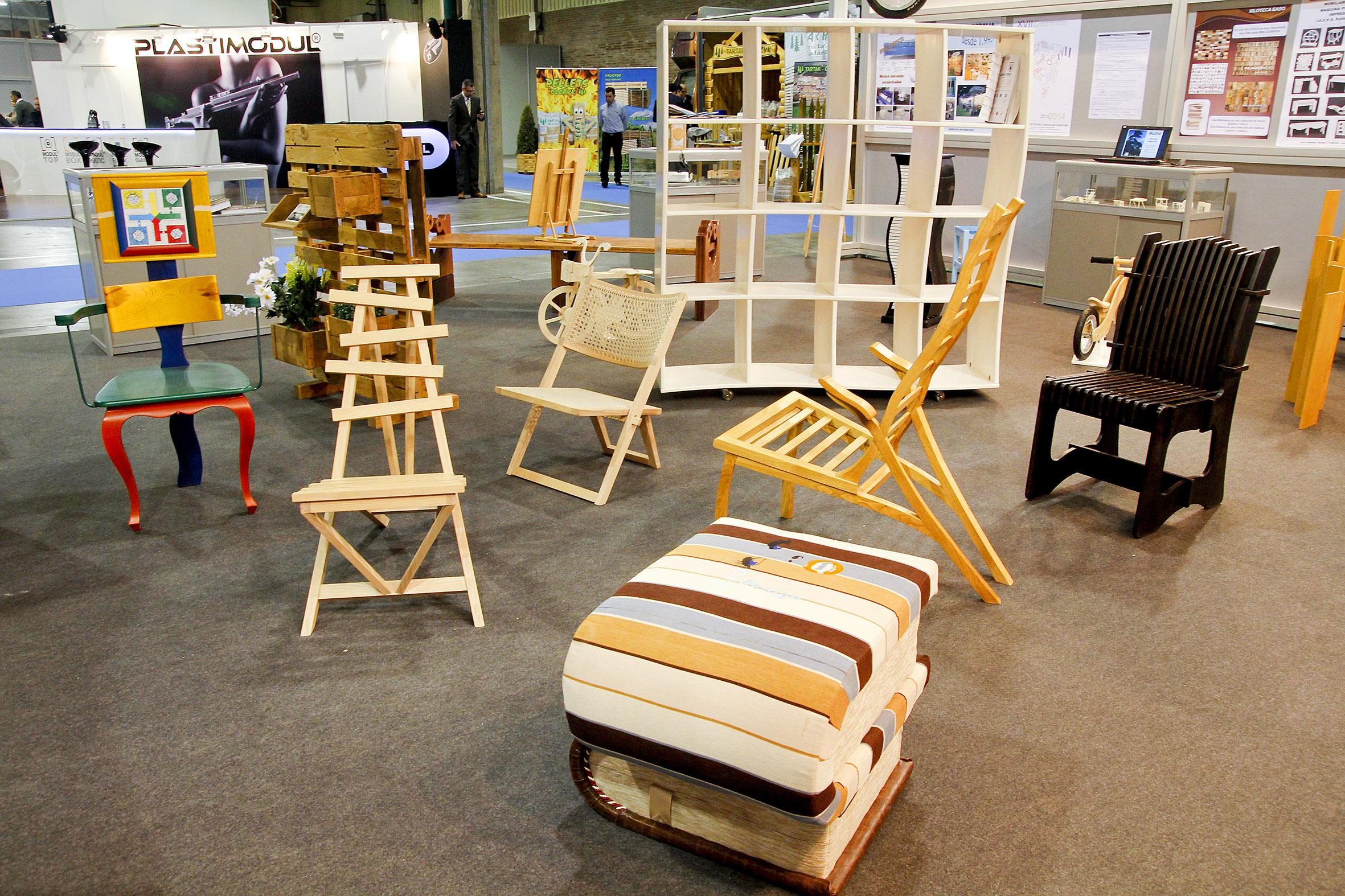 Exposicion Concurso Dise O De Muebles Materiales Y