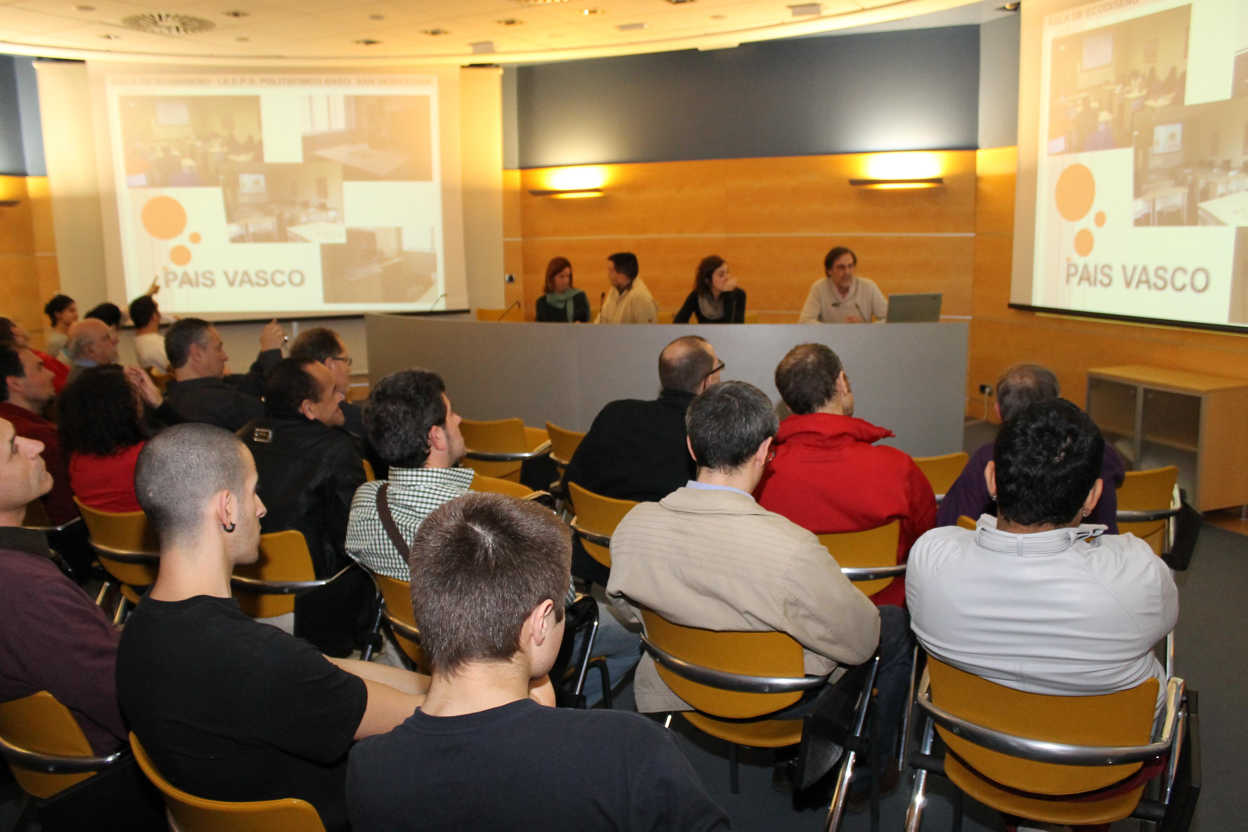 Celebrado En Maderalia El Primer Encuentro De La Formaci N  # Muebles De Madera Sostenible