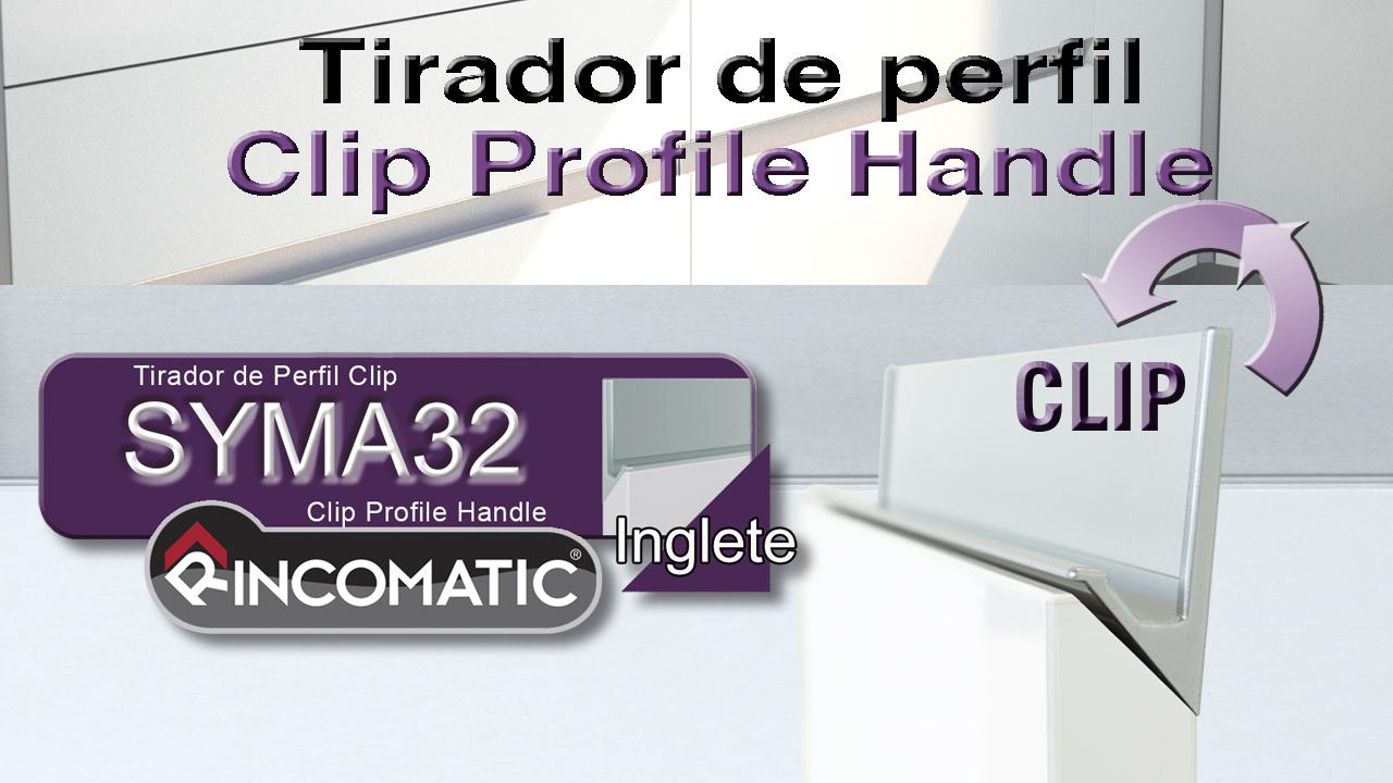 RincoMatic amplía su gama de tiradores Clip