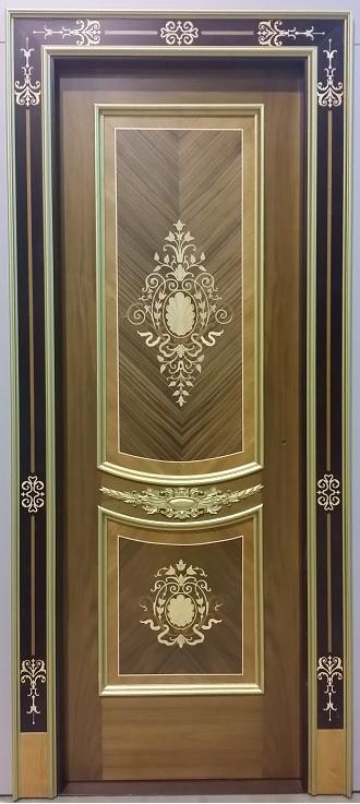 Nueva línea de puertas clásicas de Alu-Mader