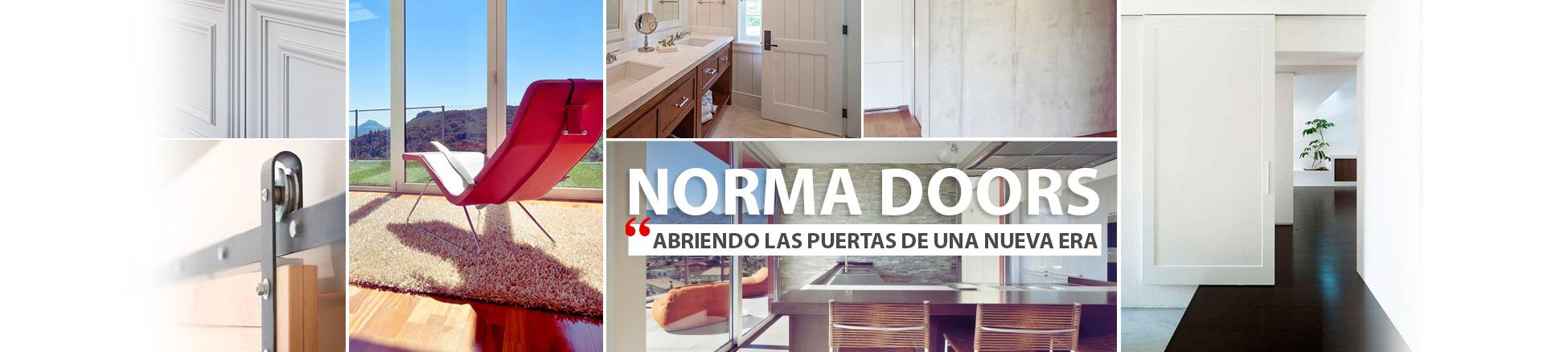 Norma Doors estará presente en Maderalia Selección