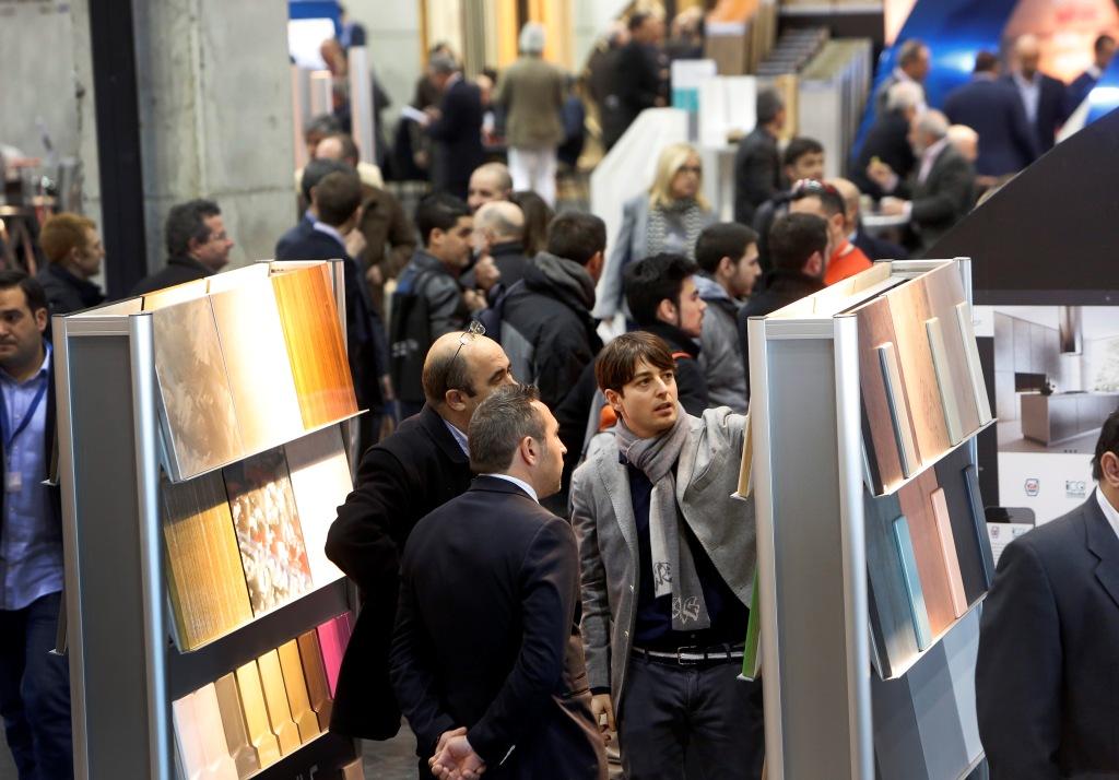 ICA Group presentó importantes novedades en el mundo de los barnices y del color en Maderalia Selección