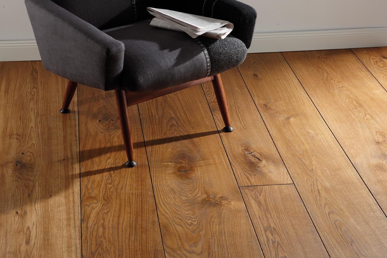 Live Pure, un nuevo acabado extra natural para los pavimentos de madera Boen
