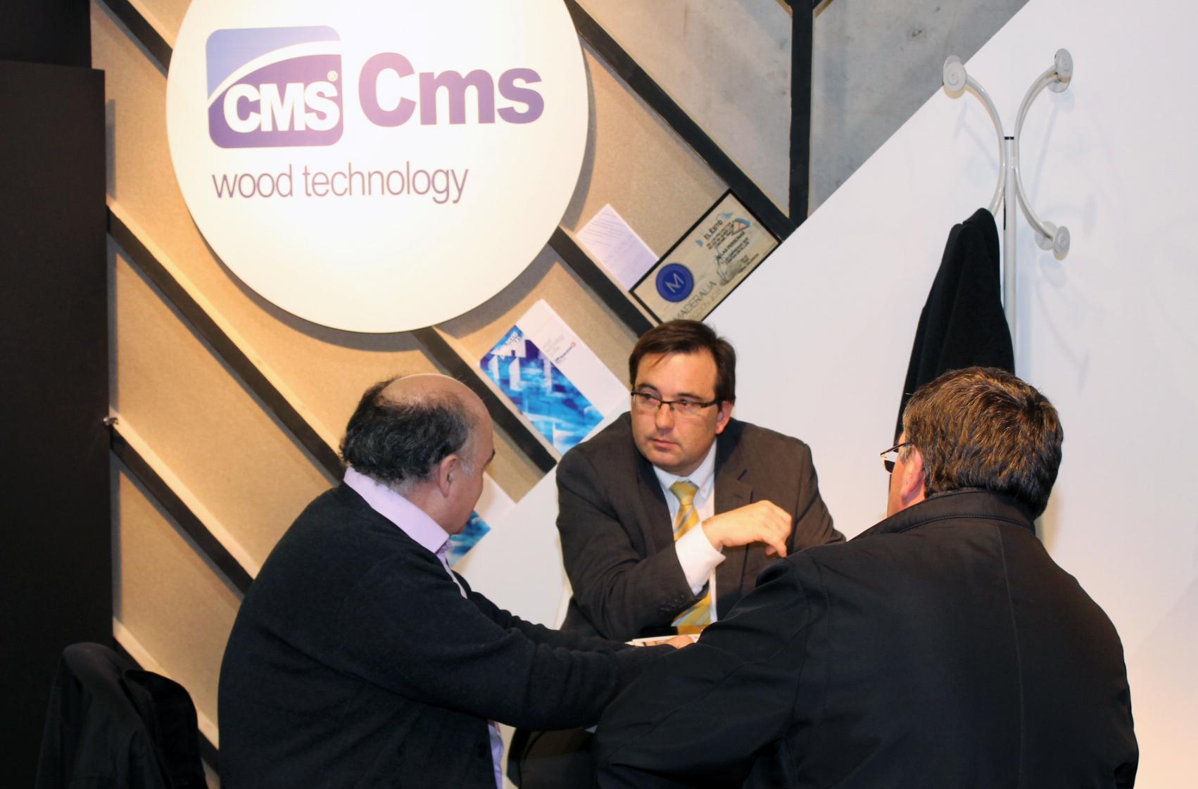 Flexibilidad total y producción intensiva con CMS Industries