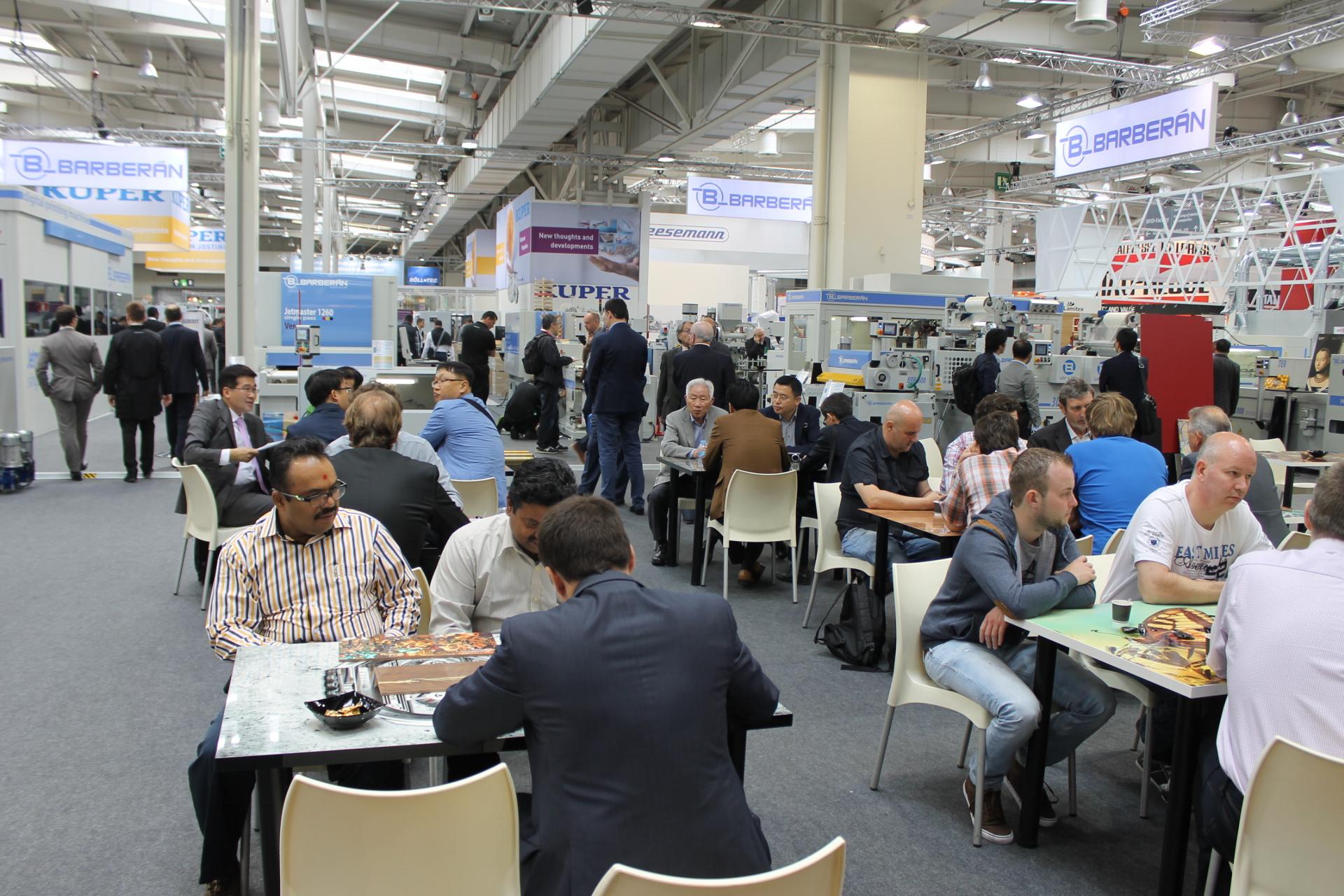 FIMMA constata en Hannover las excelentes perspectivas para 2016