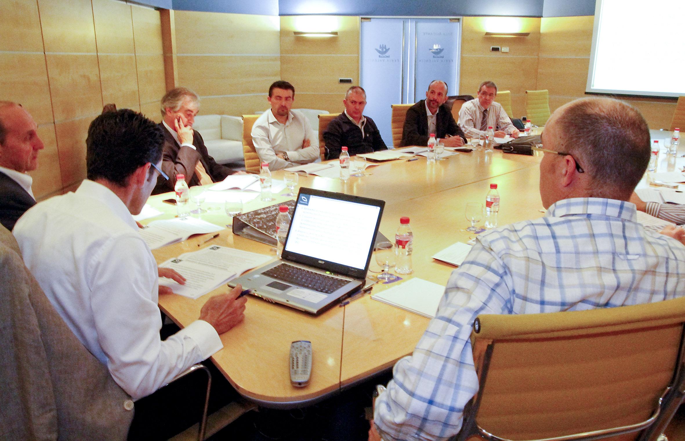 Primera reunión del Comité Organizador de Maderalia 2016