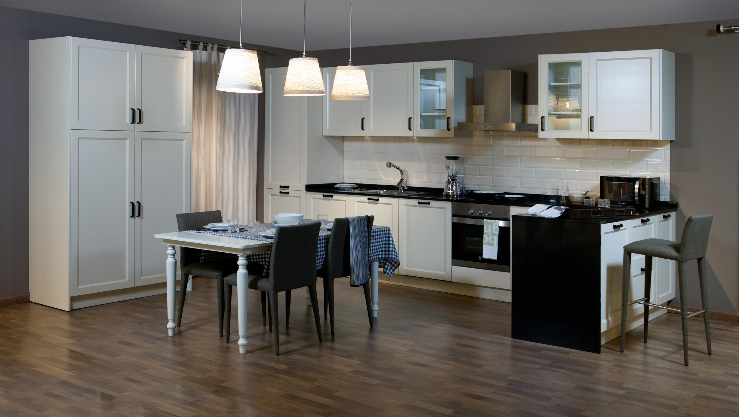lamiplast participar en maderalia y en espacio cocina