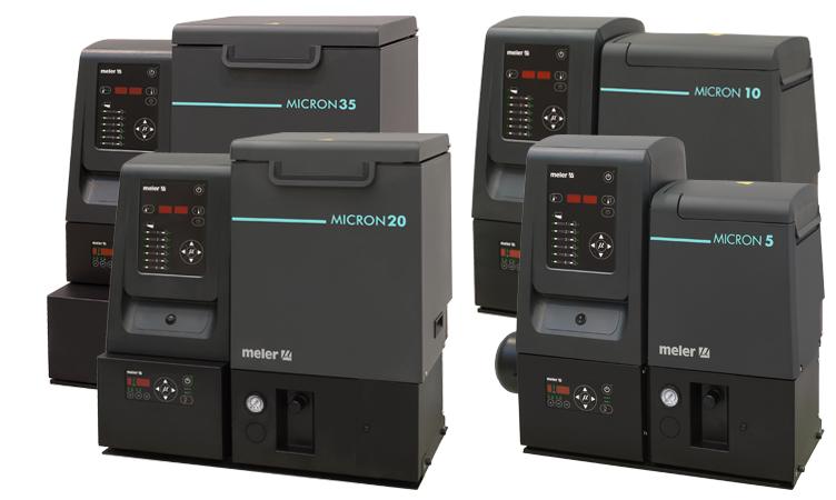 Nueva serie de fusores de engranaje Micron de Meler