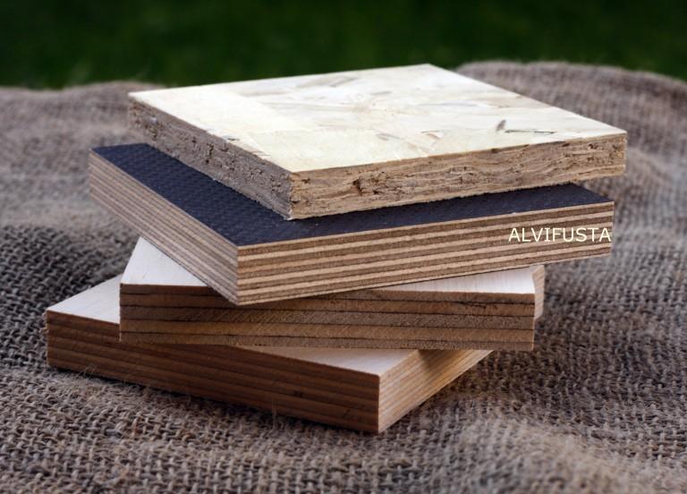 Nueva colección de tableros de Alvifusta en Maderalia 2016