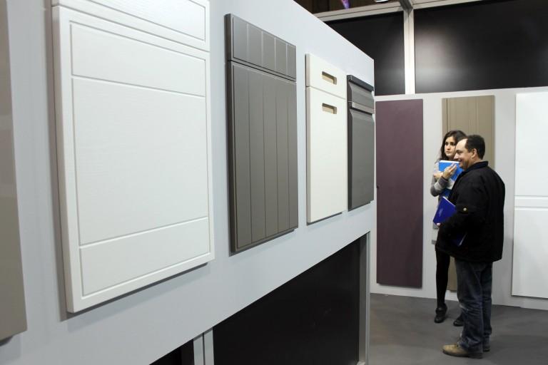 Nuevos colores y matices en la colección de puertas 'Maxxigloss' y 'Maxximatt' de Logisiete