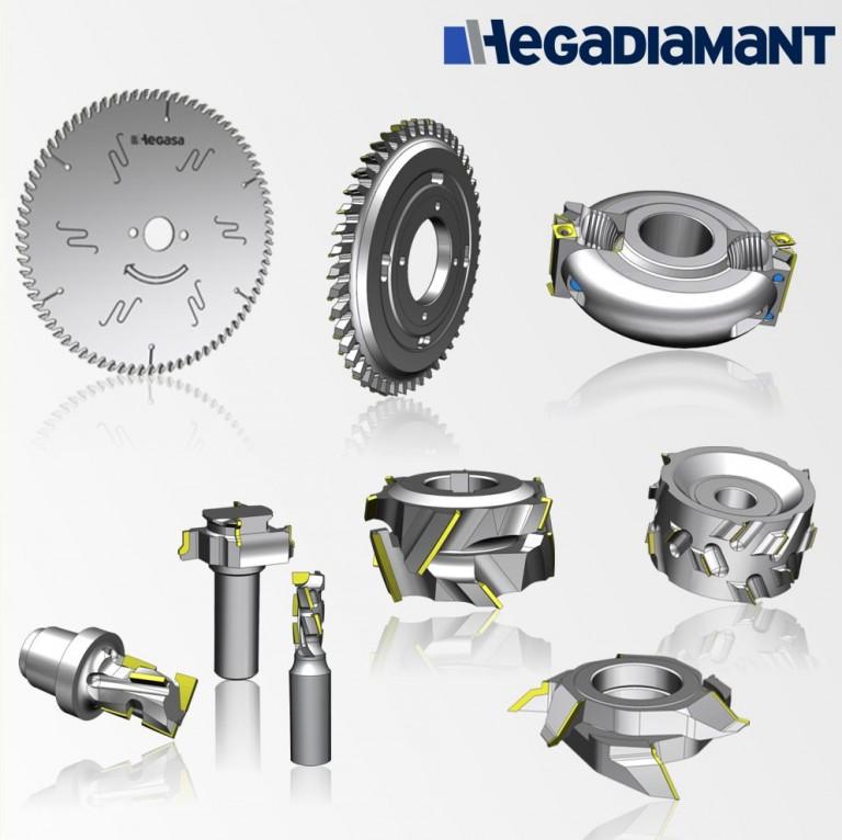 Hegasa presenta su línea de herramientas 'Hegadiamant'