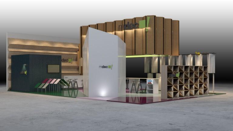Emedec lleva a Maderalia las soluciones ligeras más innovadoras y los materiales más revolucionarios