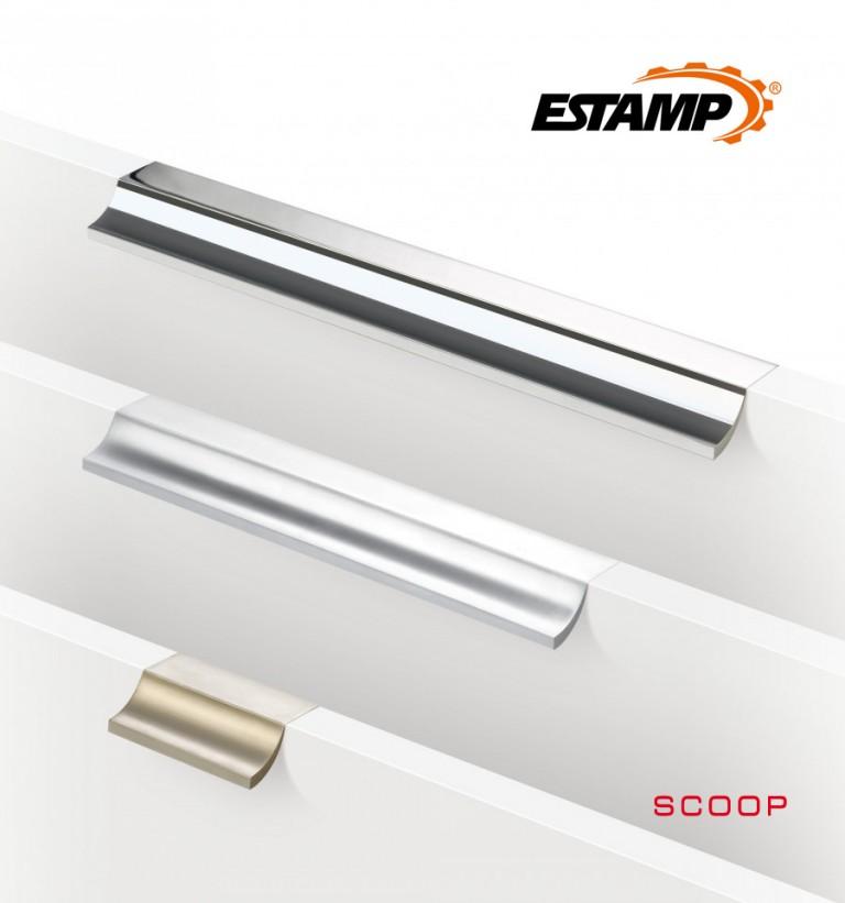 Scoop, nuevo tirador presentado por Estamp en Maderalia