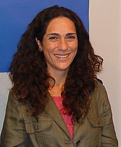 Veronica Menoyo, secretaria general de AFEMMA