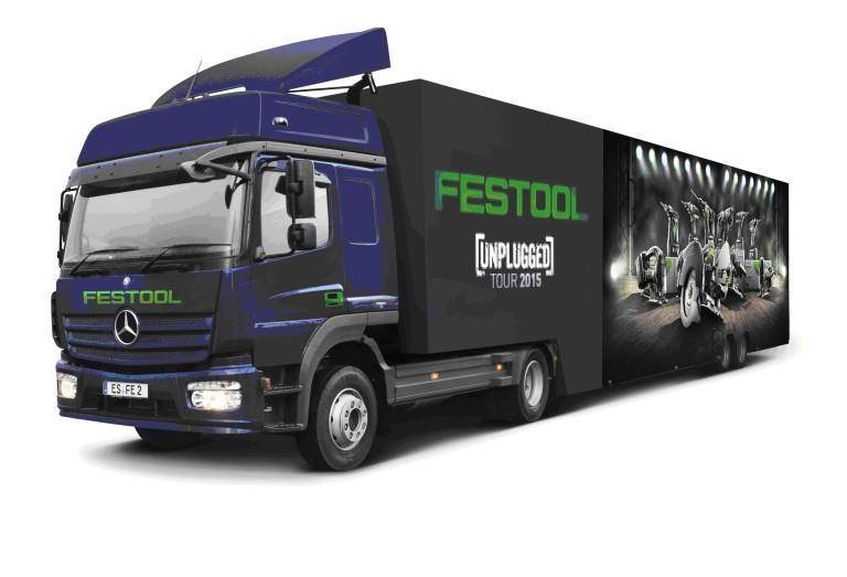 Festool participará en FIMMA 2016