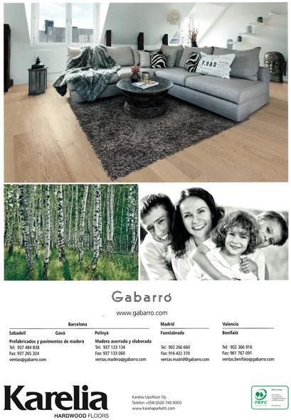 Gabarró presenta el catálogo de KARELIA para 2016