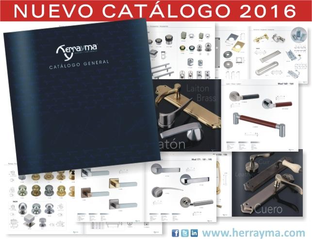 Sencillez, calidad e innovación son los protagonistas de la colección 2016 de Herrayma