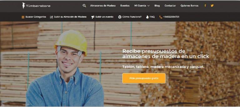 Timberstore, el mejor buscador de presupuestos de madera del mercado