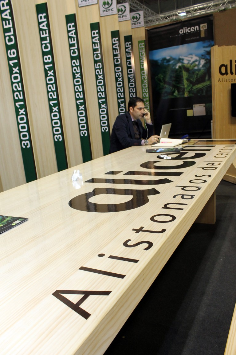 La introducción de su producto en almacenes y cadenas líderes de bricolaje es la nueva apuesta de ALICEN