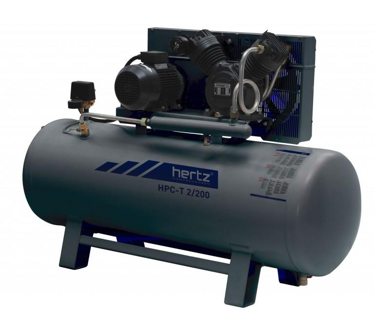 Nuevo lanzamiento de compresores de tornillo de Airmac Compresores y la prestigiosa marca Hertz Kokpressoren