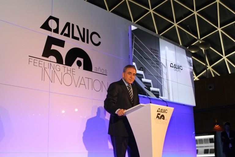 ALVIC celebra su 50 aniversario en el Centro de Eventos de Feria Valencia