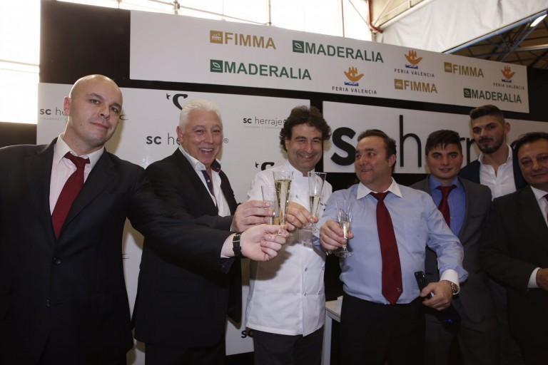 Estrellas de la cocina, novedades y afluencia de público protagonizan FIMMA – Maderalia 2016