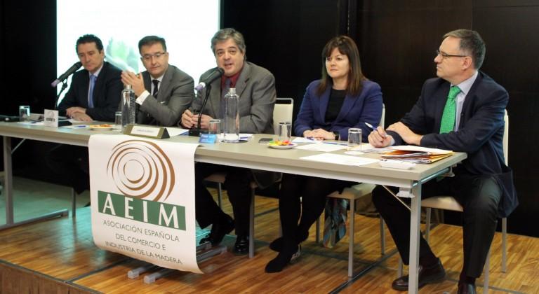 La Asamblea de AEIM valora de forma «muy positiva» la última edición de Maderalia