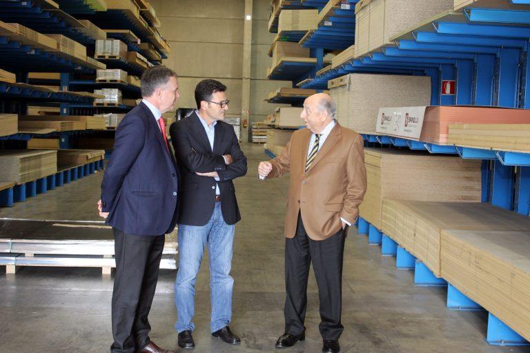 Gabarró inaugura con éxito la ampliación de sus instalaciones en Fuenlabrada