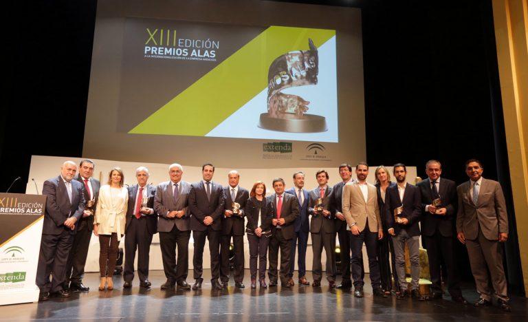 Grupo ALVIC recibe el Premio ALAS a su trayectoria exportadora