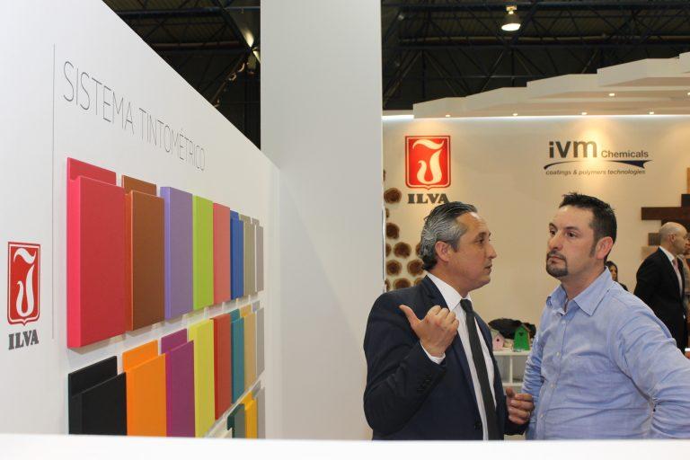 ILVA y MILESI llevarán sus últimas innovaciones a FIMMA-MADERALIA