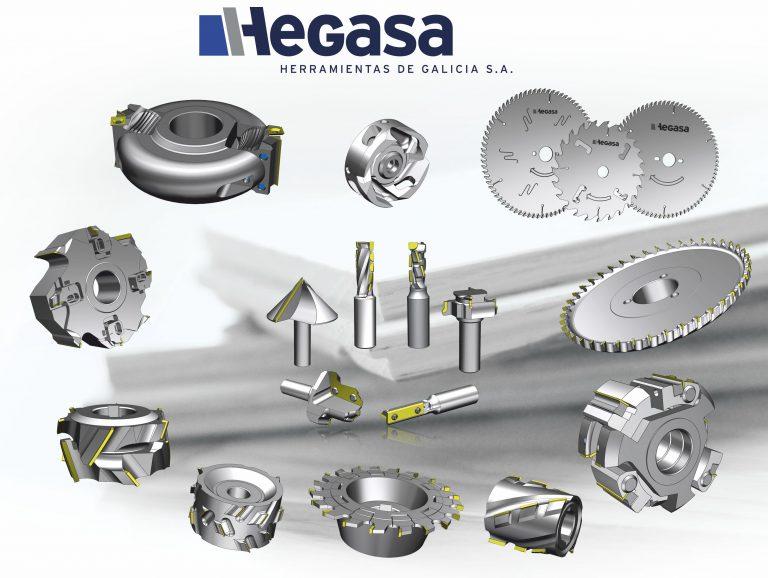Todas las novedades en herramientas de Hegasa, en FIMMA 2018