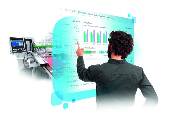 Biesse presenta SOPHIA, su nueva plataforma de Internet de las Cosas (IoT)