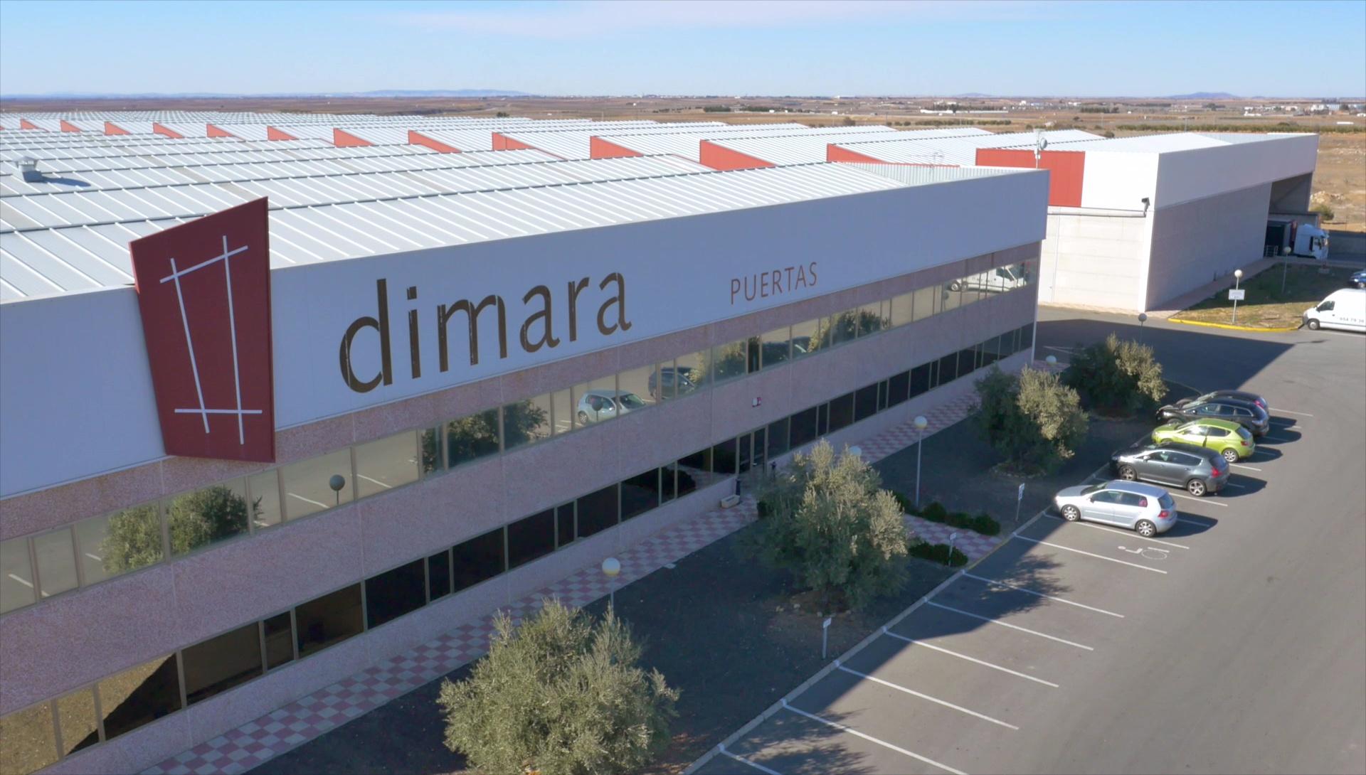 Dimoldur Zu, Führer In Spanien Bei Der Herstellung Von Türen Und Formteilen,  Unterstützen FIMMA Maderalia   Werkstoffe Und Technologie