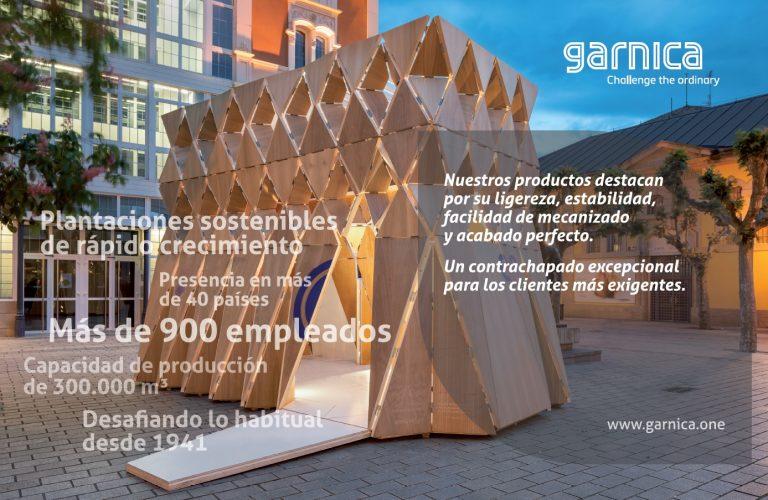 Garnica presentará sus novedades en Maderalia 2018