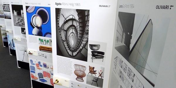 Olivari presenta en Maderalia la exposición 'Macchina semplice: 100 años de la Arquitectura al Diseño'