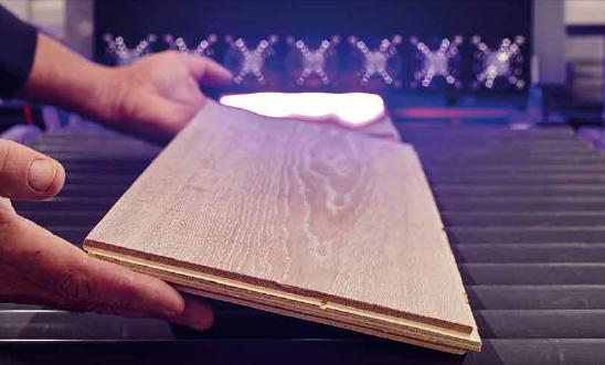 Secado por LED de RUBIO®