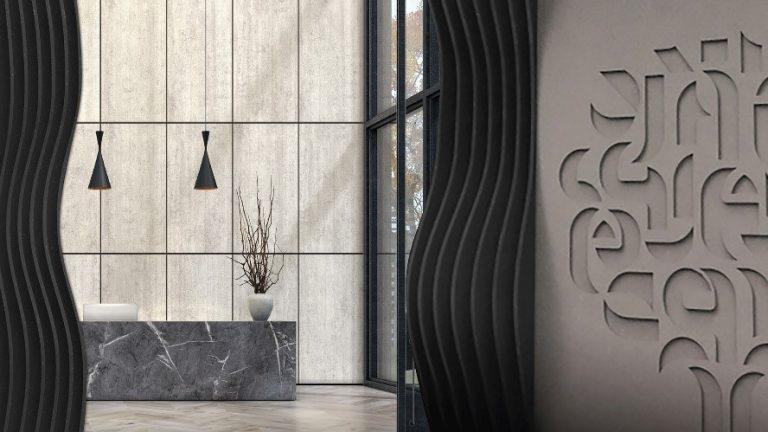 Sonae Arauco presentará un estand repleto de texturas y formas