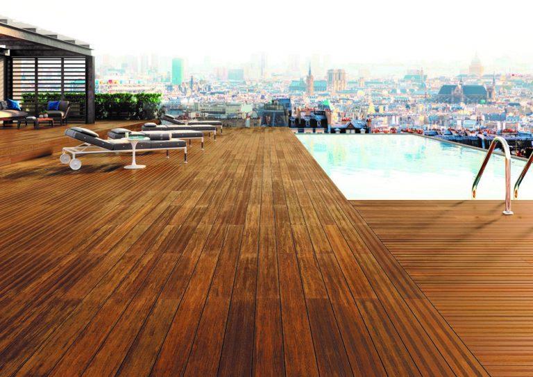 Plus Cover Solutions presenta marca propia de suelos de bambú tarima de exterior
