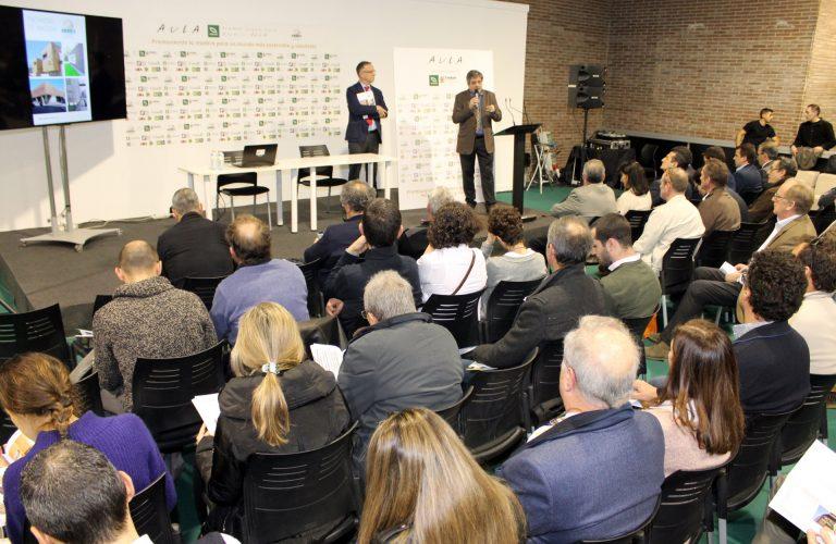 AEIM presentó en Maderalia su nueva publicación 'Fachadas de Madera'