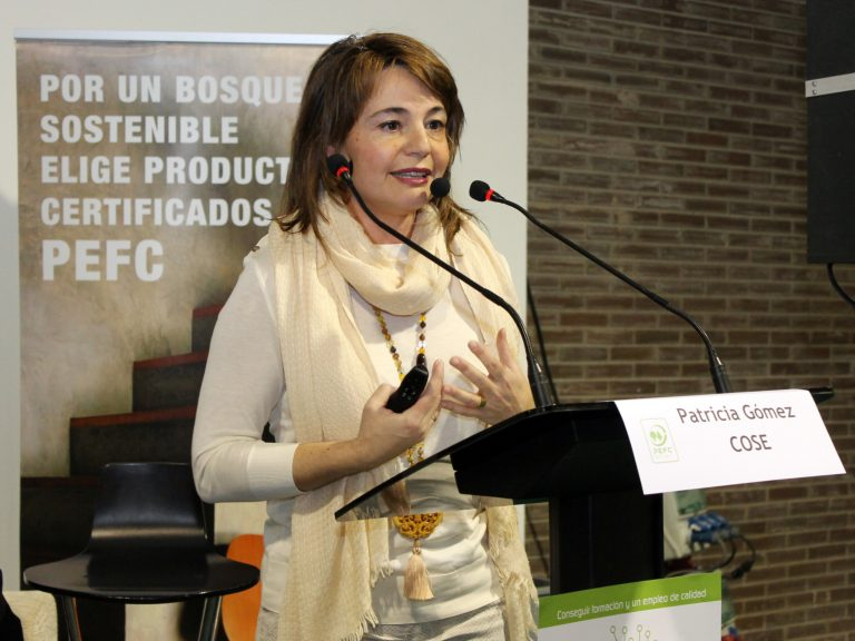 COSE reivindicó la figura del selvicultor activo en Maderalia