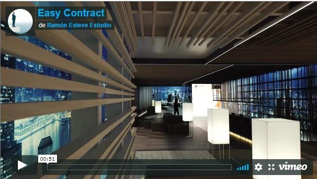 Descubre la instalación 'Easy Contract' de Ramón Esteve en Maderalia 2018