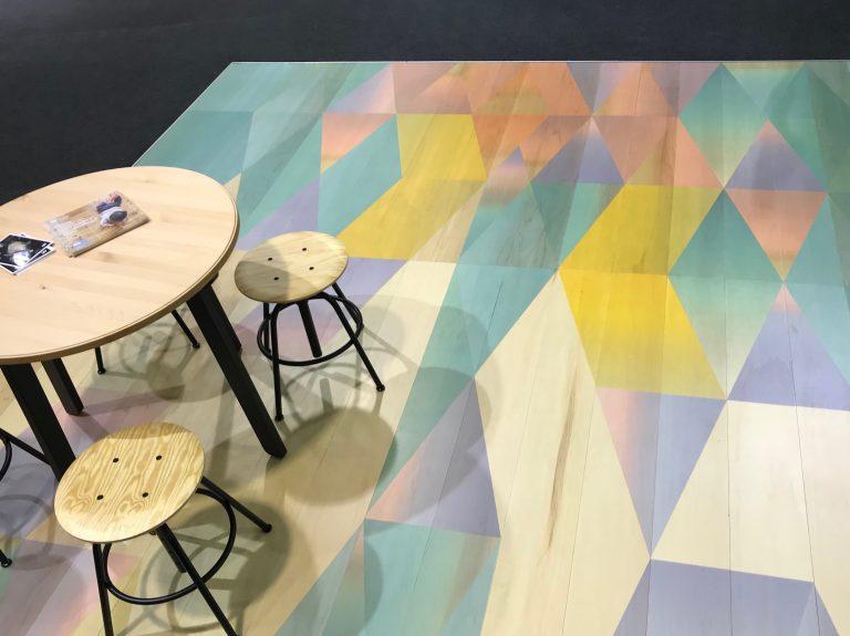 EFI Cubik, la innovadora propuesta de decoración digital que respeta el alma de la madera