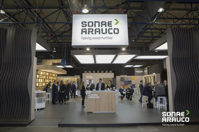 Sonae Arauco, con presencia innovadora en Maderalia 2018