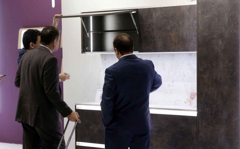 Los herrajes serán protagonistas en Maderalia 2020con la mayor exposición de los últimos años