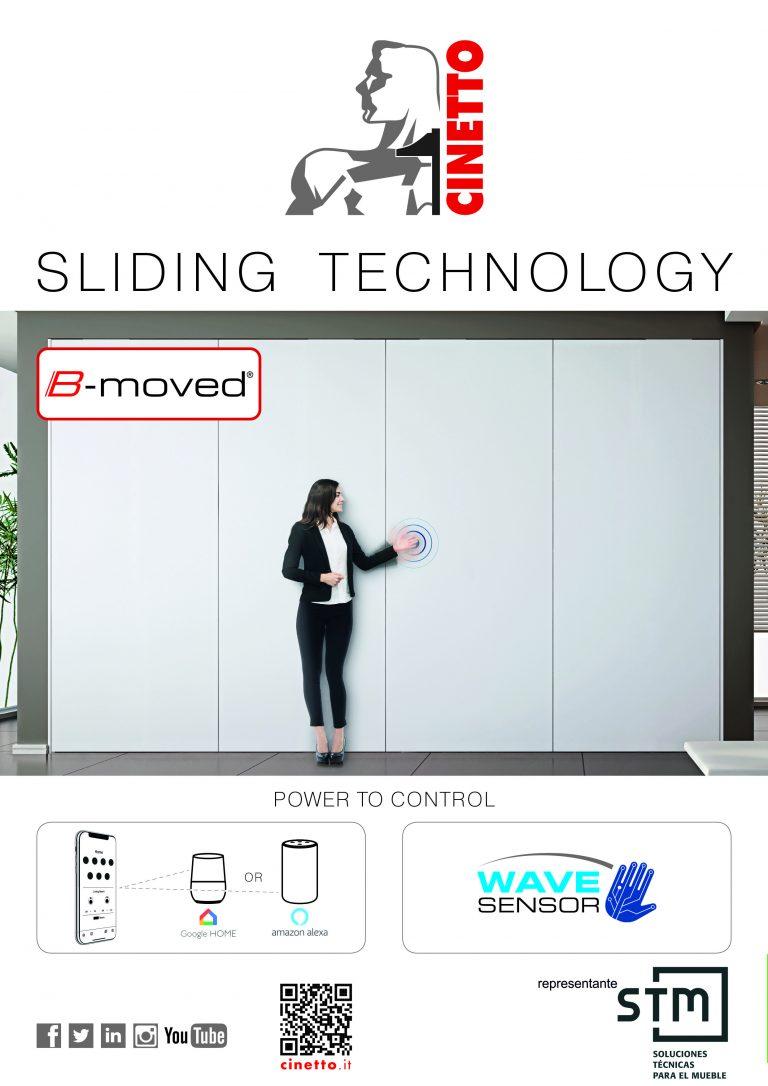 BB-Moved. The evolution of sliding